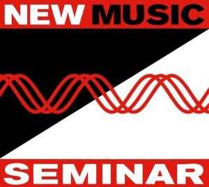 New Music Seminar Logo, June 8 - June 10, 2014; Music business conference