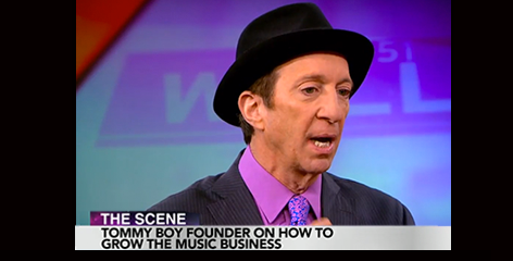 Watch Tom Silverman Discuss Growth & New Revenue Streams in the Music Industry on Bloomberg TV