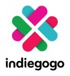 indie gogo logo square white
