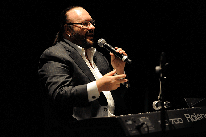 Desmond Child The Artist and Business of Songwriting Movement, New Music Seminar 2014, Sunday