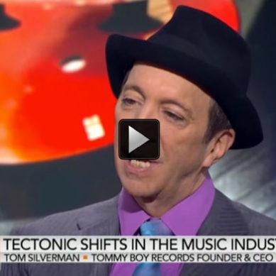 Pt.1: Silverman on Bloomberg TV: Digital v. Physical